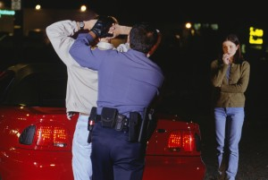 Teenage boy (16-17) being arrested DUI Attorneys Tacoma WA